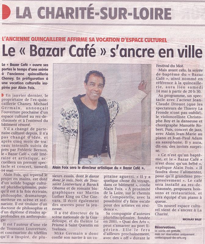 Echo du Bazar