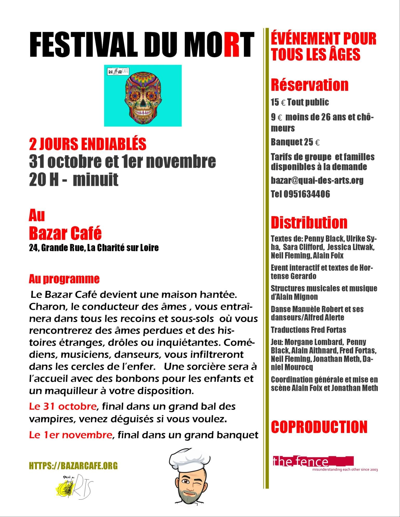 Verso Festival du Mort